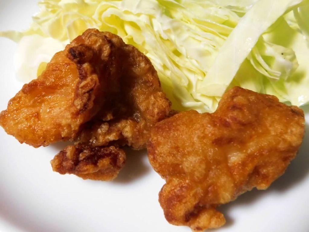 鶏のから揚げ