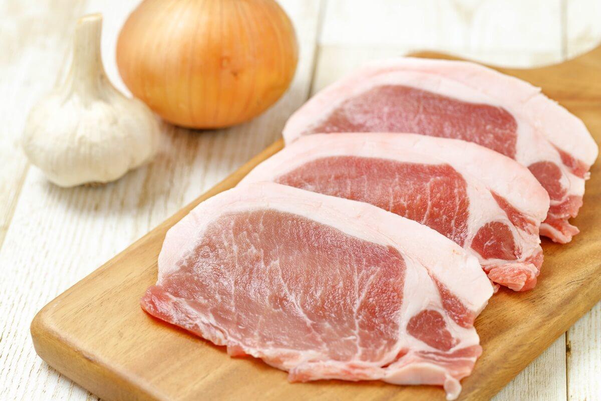 豚肉のカレーケチャップ焼き