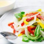 【きょうの料理】新たまねぎとチキンの春色マリネの作り方を紹介!どいちなつさんのレシピ