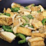 【きょうの料理】厚揚げと豚肉のごまみそ炒め 新たまスライスのせの作り方を紹介!小林まさみさんのレシピ