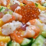 【ヒルナンデス】中華風ちらし寿司の作り方を紹介!五十嵐美幸さんのレシピ