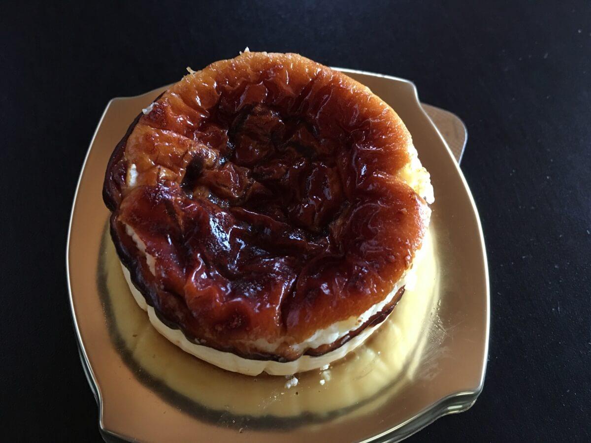 【ZIP】バスク風チーズケーキの作り方を紹介!シズリーナ荒井さんのレシピ