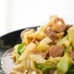 【3分クッキング】豚バラ肉とキャベツのみそにんにく煮の作り方を紹介!若山曜子さんのレシピ