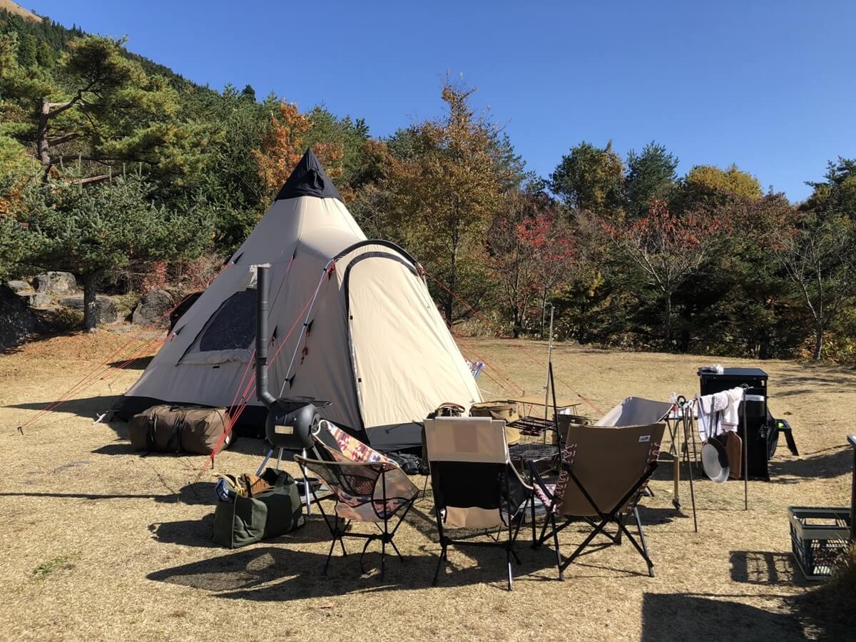 DODキャンプ用品