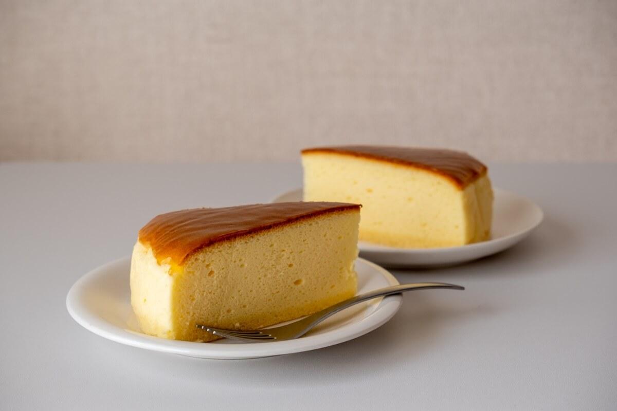 罪深チーズケーキ