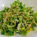 【あさイチ】キウイのグリーンサラダの作り方を紹介!堤人美さんのレシピ