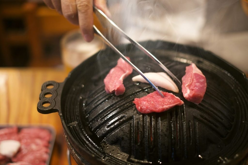 ラム肉はどれだけ食べても太らない?