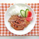 【キャスト】豚の生姜焼きの作り方を紹介!はちみつアレンジレシピ