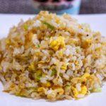 【ソレダメ】リュウジさんのレシピ!インスタント食品でフカヒレ炒飯の作り方を紹介!