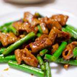 【きょうの料理】牛肉と春野菜の香り炒めの作り方を紹介!白井操さんのレシピ