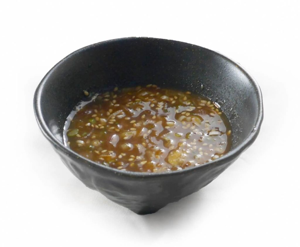 にんにくたっぷり焼肉のタレ
