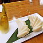 【相葉マナブ】たけのこレシピ!たけのこの刺身の作り方を紹介!