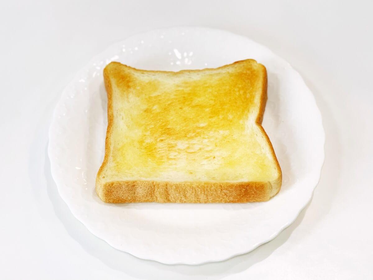 揚げパン風トースト