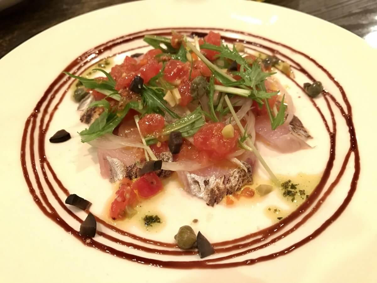 【きょうの料理】魚介の山椒カルパッチョの作り方を紹介!小平泰子さんのレシピ