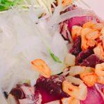 【ビギナーズ】新たまねぎとかつおのエスニックサラダの作り方を紹介!藤野嘉子さんのレシピ