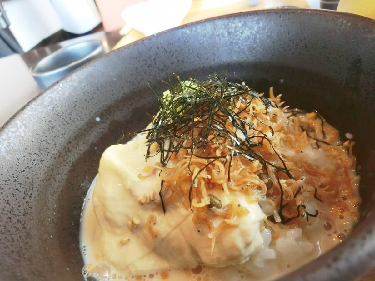 【キャスト】京風あんかけ湯葉丼の作り方を紹介!ゆば庄 洛寿庵さんのレシピ