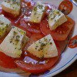 【きょうの料理】栗原はるみさんのレシピ!トマトと豆腐のふんわりカプレーゼの作り方を紹介!