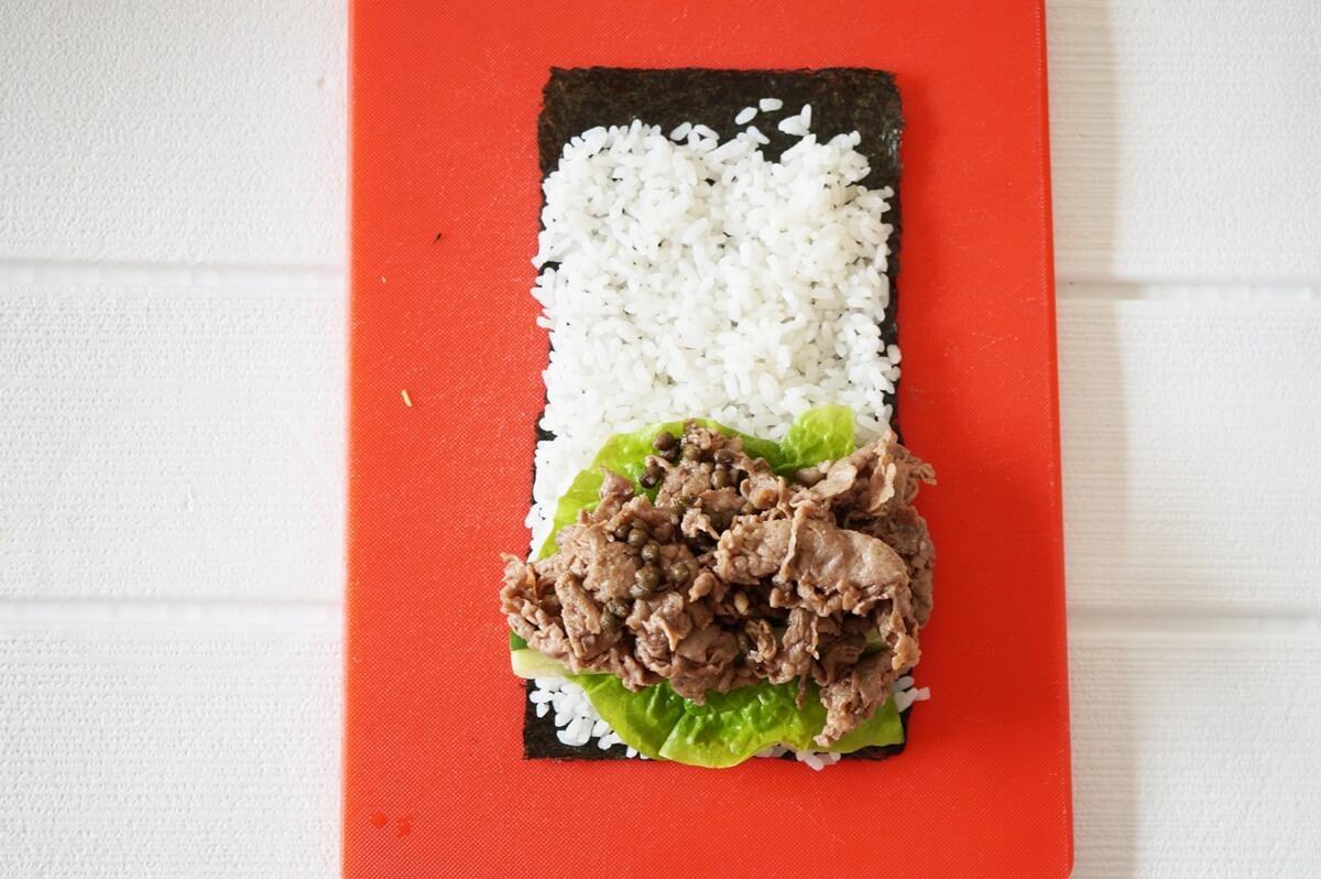 【きょうの料理】牛肉のレタス巻きの作り方を紹介!小平泰子さんのレシピ