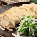 【きょうの料理】フライパンしっとり蒸し鶏の作り方を紹介!しらいのりこさんのレシピ