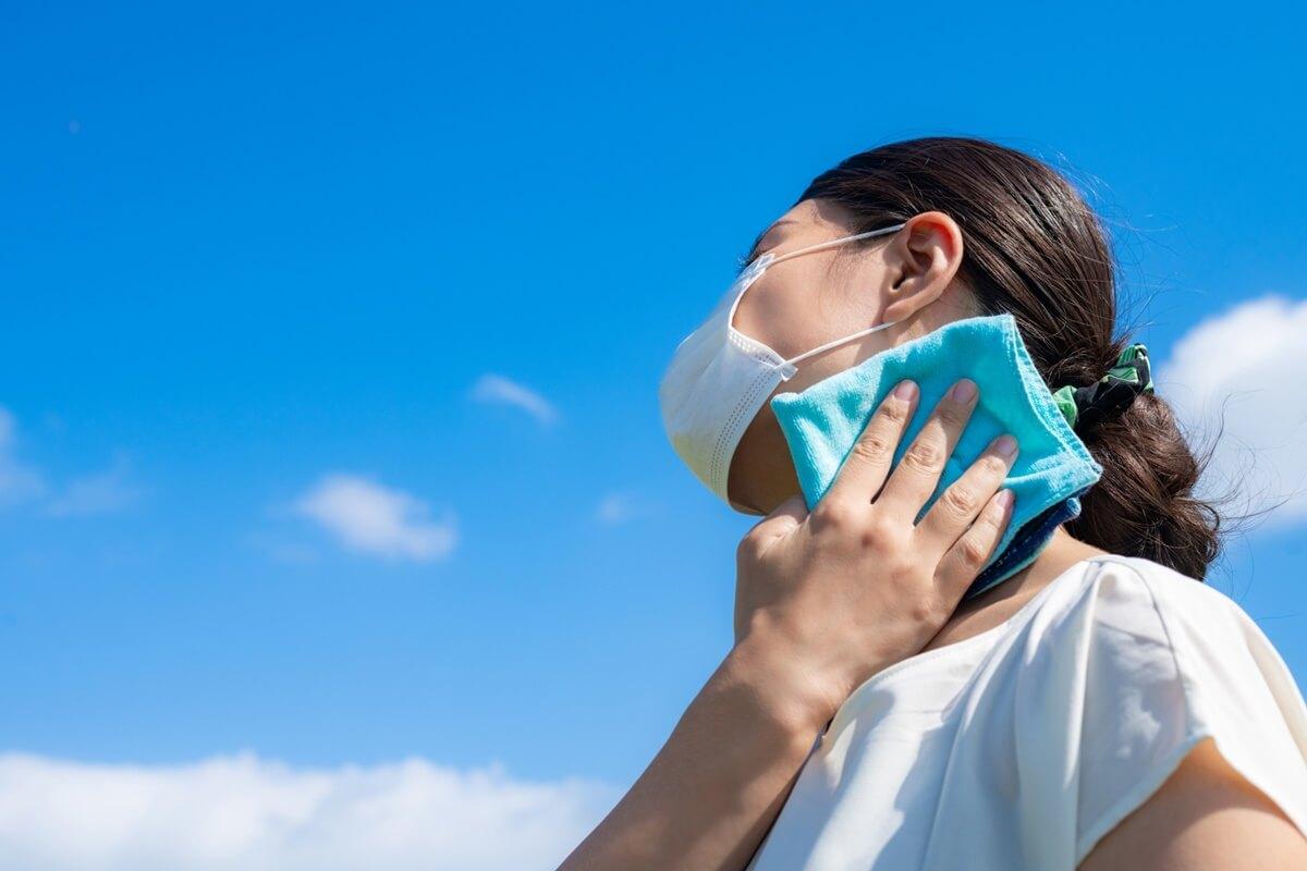 サーキュレータ―ファン マスク用