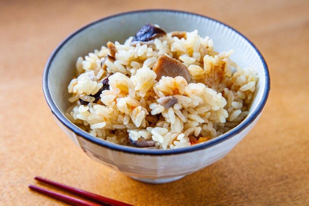 高島とんちゃん焼き釜飯