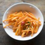 【きょうの料理ビギナーズ】にんじんのヨーグルトサラダの作り方を紹介!藤野嘉子さんのレシピ