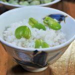 【あさイチ】ほたて入りそら豆ご飯の作り方を紹介!堀江ひろ子さんのレシピ