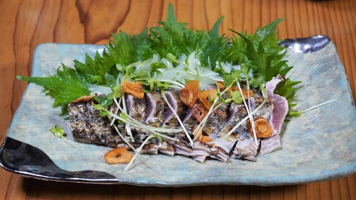 【3分クッキング】かつおと香味野菜のサラダの作り方を紹介!小林まさみさんのレシピ