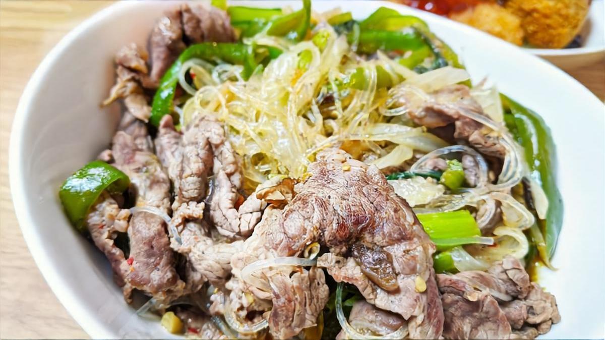 【おかずのクッキング】春キャベツと豚肉の春雨炒めの作り方を紹介!五十嵐美幸さんのレシピ