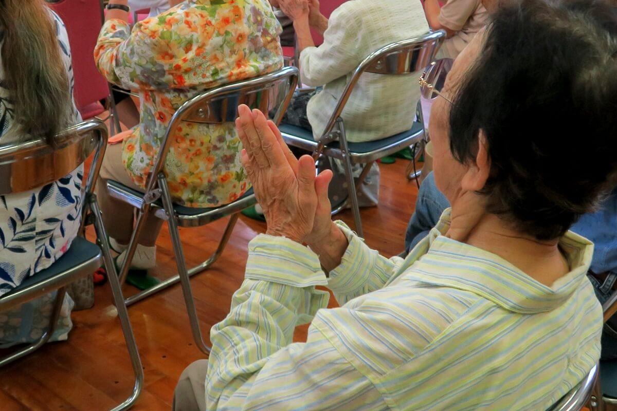 【ゲンキの時間】認知症予防スリスリトントン体操のやり方を朝田隆先生が紹介!