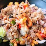 【相葉マナブ】鶏肉カシューナッツ炒め釜飯の作り方を紹介!釜-1グランプリレシピ!