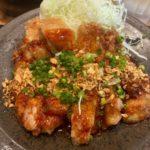 【青空レストラン】油淋鶏セロリソースの作り方を紹介!江戸川セロリレシピ!