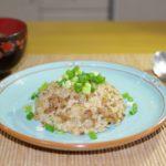 【ZIP】肉じゃがチャーハンの作り方を紹介!大貫純一さんのレシピ