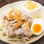 【きょうの料理】ゆで豚の梅じょうゆだれの作り方を紹介!重信初江さんのレシピ