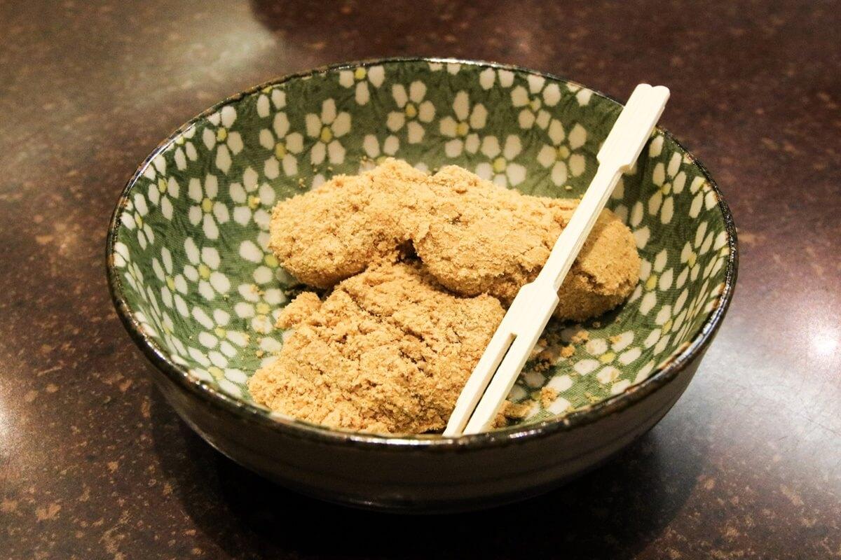 【グレーテルのかまど】101歳のわらび餅の作り方を紹介!金澤賢吾さんのレシピ