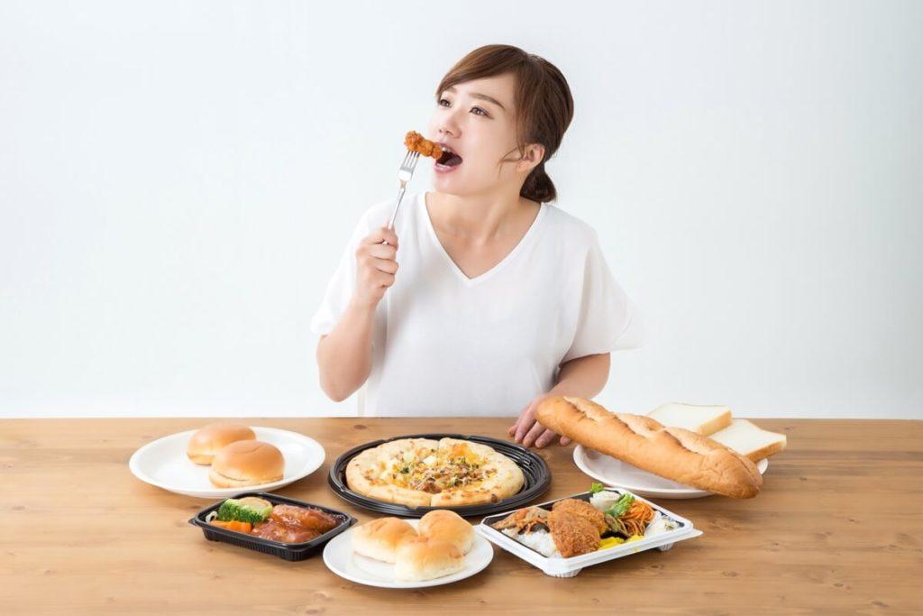 食べる組み合わせで太りにくいって本当!?