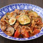【あさイチ】ズッキーニの韓国風牛肉炒めの作り方を紹介!高城順子さんのレシピ