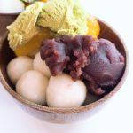 【きょうの料理】栗原はるみさんのレシピ!塩あんアイスの作り方を紹介!