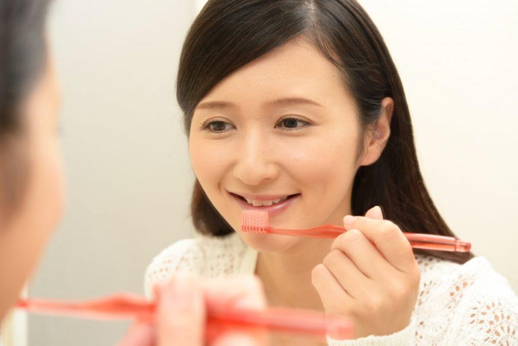 歯周病予防つまようじ法ブラッシング