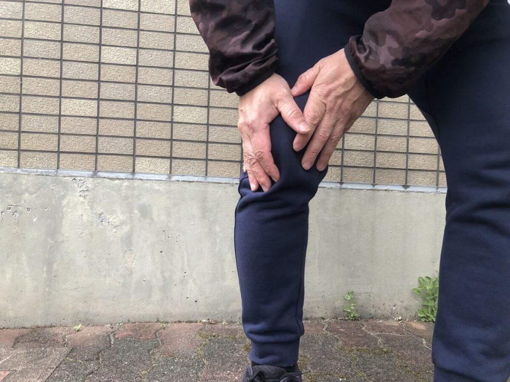 ひざ痛改善簡単体操のやり方
