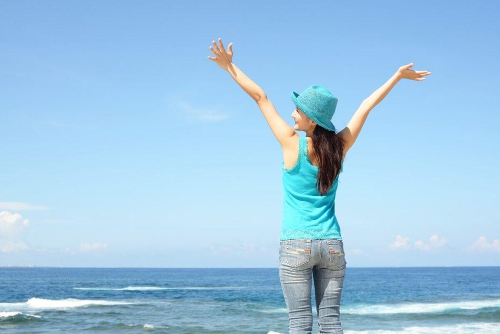 肩こり予防・解消体幹バランストレーニング