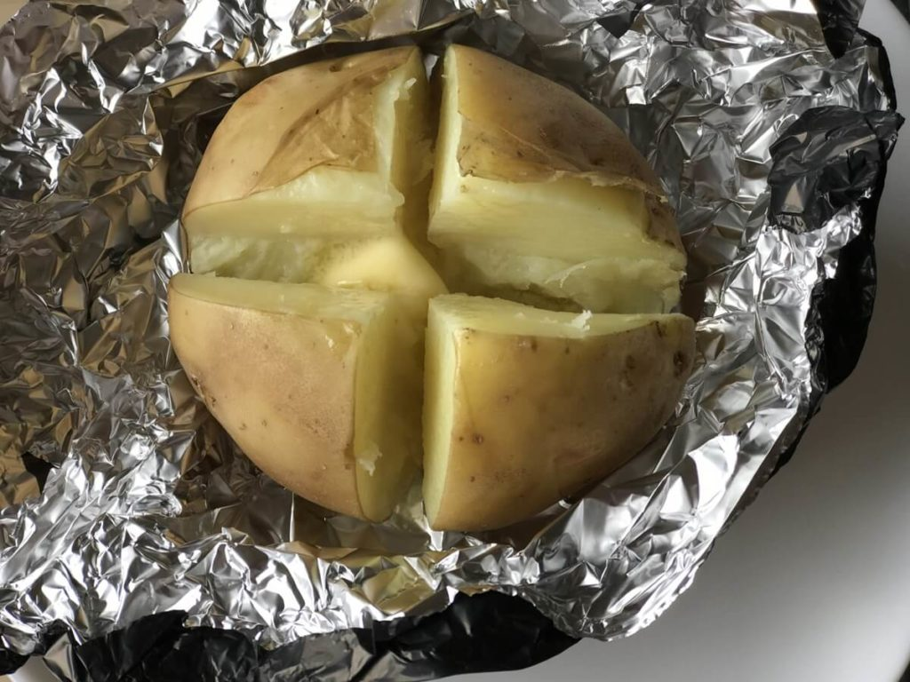 3種の新じゃがバター