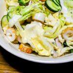 【きょうの料理】キャベツとちくわの梅肉和えの作り方を紹介!重信初江さんのレシピ