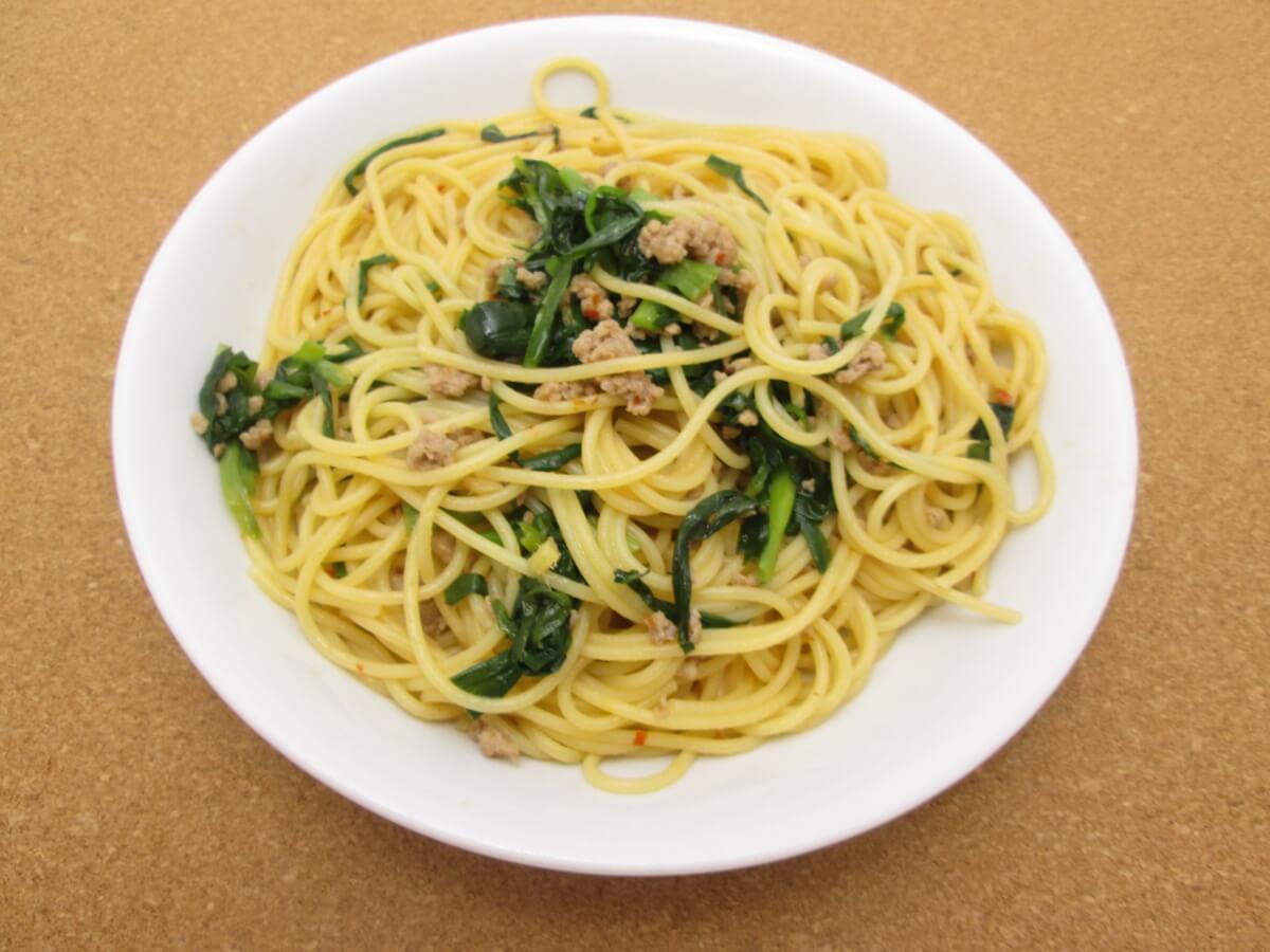【家事ヤロウ】野菜たっぷり!ニラパスタの作り方を紹介!和田明日香さんレシピ