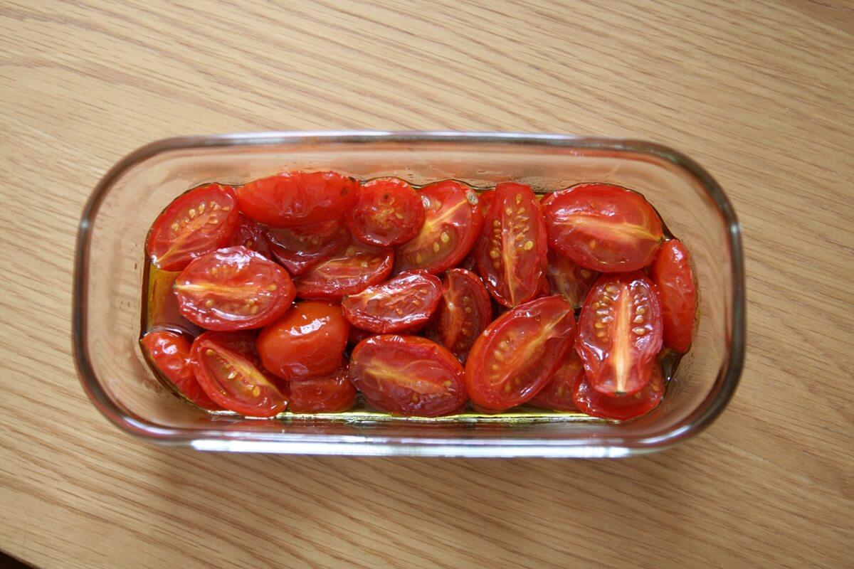 【きょうの料理ビギナーズ】ソフトドライトマトの作り方を紹介!夏梅美智子さんのレシピ