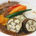 【土曜はナニする】ナスの絶品キーマカレーの作り方を紹介!印度カリー子さんのレシピ