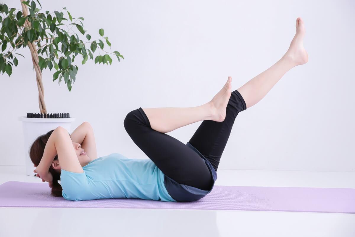 【趣味どきっ!】ポッコリお腹改善体幹バランストレーニングのやり方を木場克己さんが紹介!