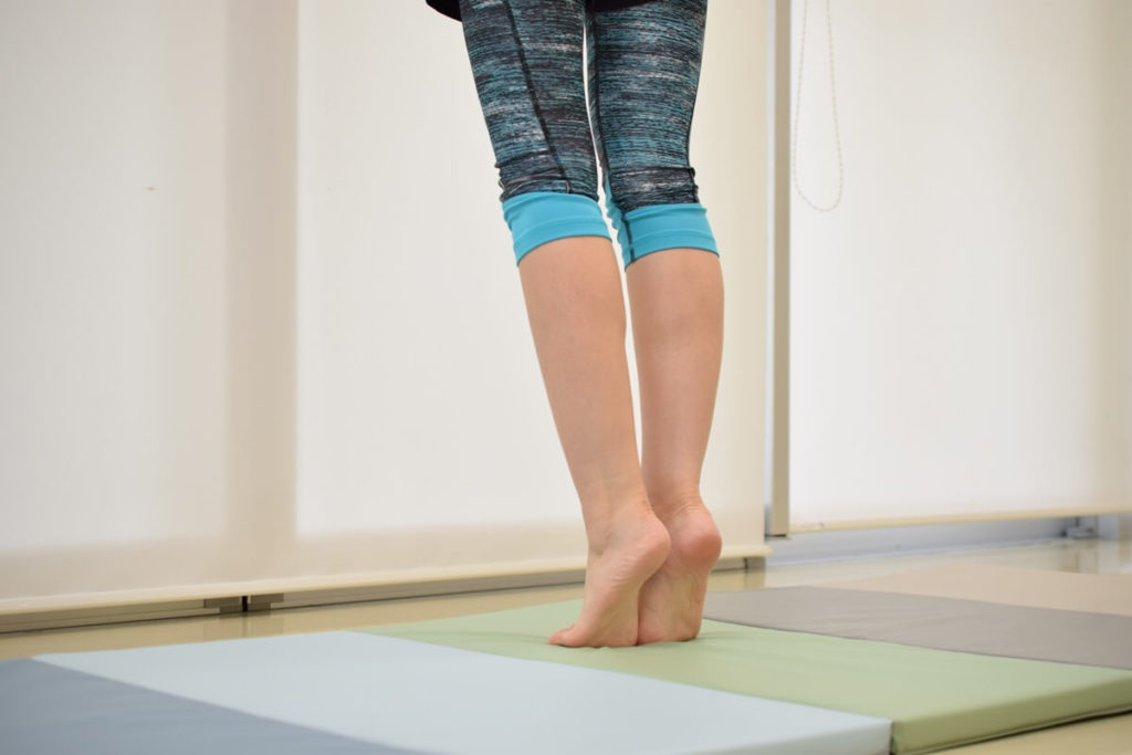 骨粗しょう症運動のやり方