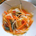 【おかずのクッキング】夏野菜を食べる南蛮漬けの作り方を紹介!飛田和緒さんのレシピ