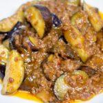 【おしゃべりクッキング】ナスの肉味噌炒めの作り方を紹介!石川智之さんのレシピ